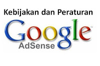 google adsense term of service