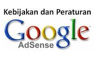google adsense term of service